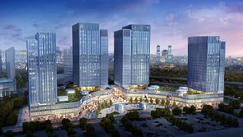 太硬核了!商务总部集聚群、地标性城市综合体,谷川落地42家企业