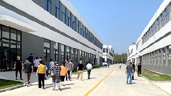 硬核!21家企业集中考察,谷川高科·青光产业园火爆招商中