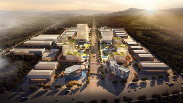 谷川联行助力遵化城投打造国内一流公园型产业集群
