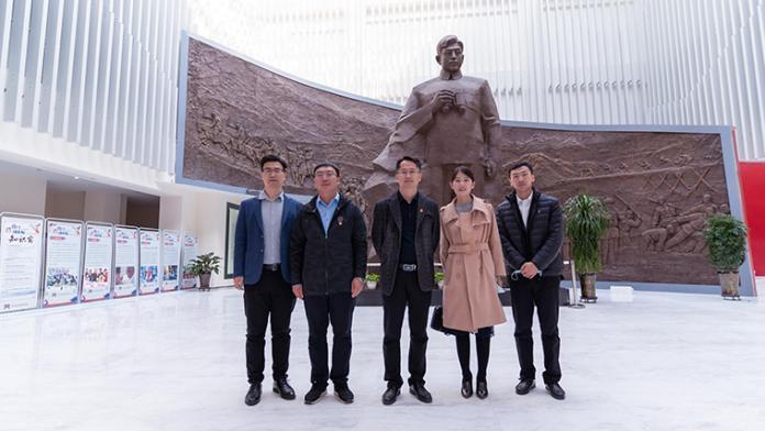 谷川联行与北屯经济技术开发区达成委托招商合作