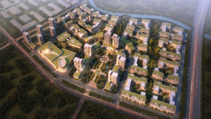 砥砺十年再出发!谷川高科在天津打造现代化智能制造产业园!
